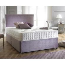 Beauty Sleep Platinum 1500 Pocket Mattress Divan Set | Divan Beds and Divan Bases (by Interiors2suitu.co.uk)