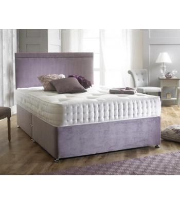 Beauty Sleep Platinum 1500 Pocket Mattress Divan Set