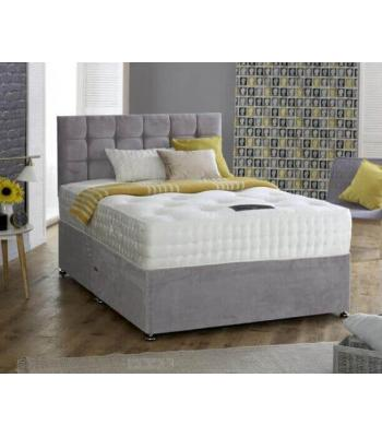 Beauty Sleep Elegant 2000 Luxury Pocket Spring Divan Set