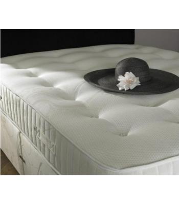 Buckingham Silk Pocket Sprung Mattress By Beauty Sleep