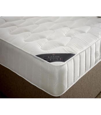 Windsor Luxury Damask Medium-Firm Mattress by Beauty Sleep