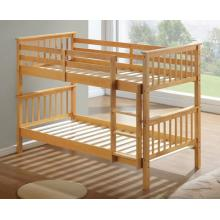 Calder Beech Finished Hardwood Bunk Bed | Bunk Beds (by Interiors2suitu.co.uk)