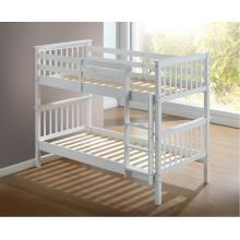 Calder White Finished Hardwood Bunk Bed | Bunk Beds (by Interiors2suitu.co.uk)