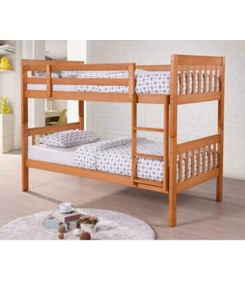 Lydia Antique Pine Finished Bunk Bed