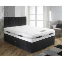 Latex 2000 Pocket Mattress Divan Set By Beauty Sleep   Divan Beds and Divan Bases (by Interiors2suitu.co.uk)