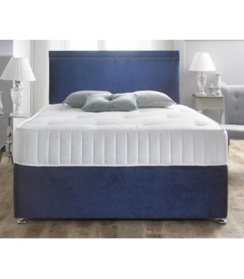 Sapphire 1000 Pocket Divan Set by Beauty Sleep