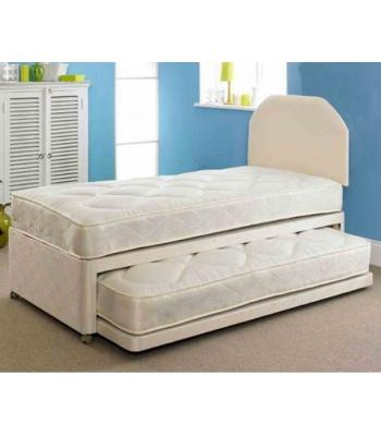 Cambridge Quilted Damask Mattress Guest Trundle Bed