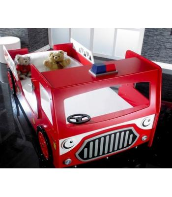 Artisan Fire Engine Kids Novelty Bed
