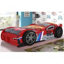 Kids No 88 Red Turbo Racing Car Novelty Bed  Kids Beds (by Interiors2suitu.co.uk)