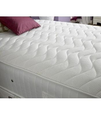 Royal Deluxe Coil Sprung Memory Foam Mattress
